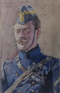 Jan Hoynk van Papendrecht - Lancier 5e Regiment