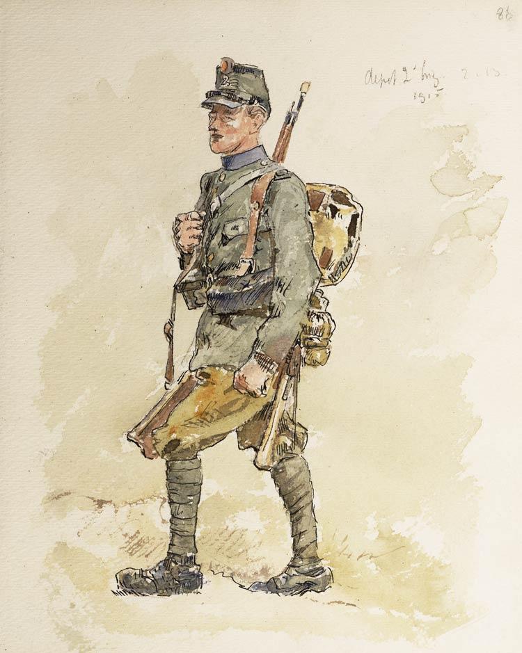 Sold inf 2e brig 1915