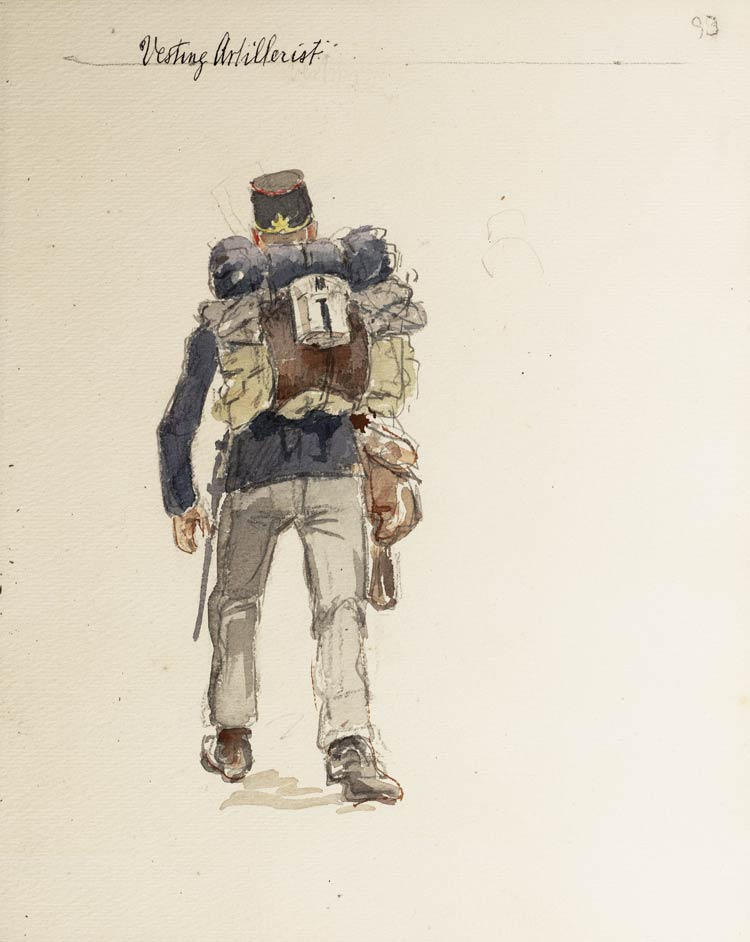vesting artill