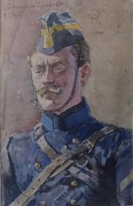 Jan Hoynk van Papendrecht - Lancier 5e Regiment