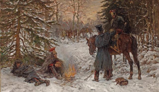 Klein HvPRodeLansier1812